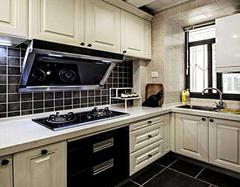 小厨房装修设计要点 小厨房装修设计效果图