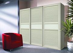 买衣柜移门要选什么材料 衣柜移门选材注意事项
