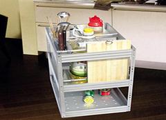 橱柜抽屉拉篮怎么安装 橱柜抽屉拉篮安装方法
