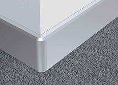 铝合金踢脚线安装费用 如何对其进行安装