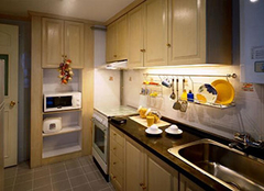 厨房面积小怎么装修 小面积厨房装修技巧