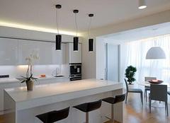 开放式厨房设计要点有哪些 有何优点?