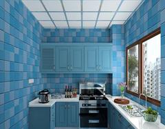 为什么选择地中海风格厨房 如何装修才完美
