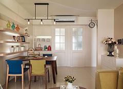 80后小户型装修风格 最新客厅装修图片2017