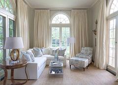 选窗帘注意事项 怎么才能买到好的客厅窗帘