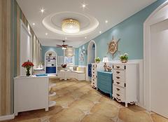 农村地中海风格别墅软装设计 地中海别墅设计说明