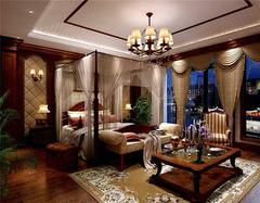 美式风格窗帘特点  美式风格窗帘搭配技巧