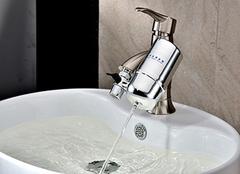 感应水龙头的优点有哪些 让你家居更便利