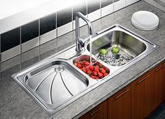 集成水槽的优点有哪些 让厨房清洁更容易