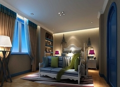 室内设计地中海风格的特点 地中海风格装修设计图