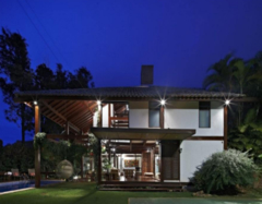 东南亚风格别墅外观与特点 东南亚风格别墅设计理念