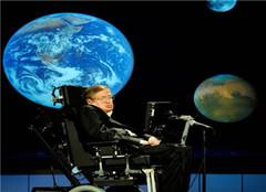 英国著名物理学家史蒂芬·霍金去世  享年76岁