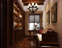 掌握东南亚风格书房的特点 享受热带风情