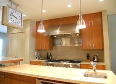 室内灯具怎么选 不同区域灯具要求也不同