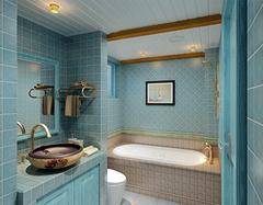 卫生间用什么颜色的瓷砖好 超实用卫生间瓷砖色彩搭配技巧