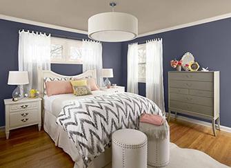 北欧风格卧室的特点 北欧风卧室这样打造