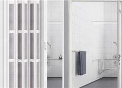 卫生间折叠门怎么样 卫生间折叠门的优缺点介绍