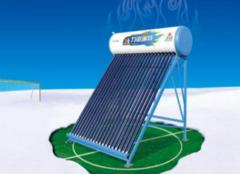 冬季如何防止太阳能上冻 提前做好养护措施
