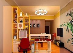 小户型空间创意设计 装修成大空间的原则