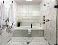 家庭卫生间装修材料清单  墙面装修材料对比