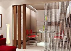家居隔断都有哪些方式 怎么利用它们分割空间