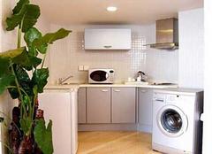 别墅洗衣机房装修技巧 让家居清爽更好看