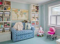 儿童房怎么装修比较好 不同年纪的儿童房需求也不一样