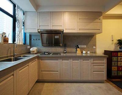 厨房柜门用什么材料好  厨房柜门有哪些种类