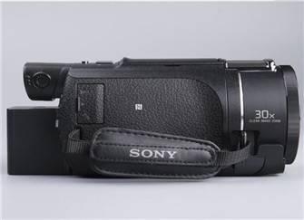 索尼最新上市4k摄像机介绍 看看入不入你法眼