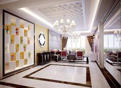 怎么挑选瓷砖比较好 不同材质瓷砖适宜不同区域