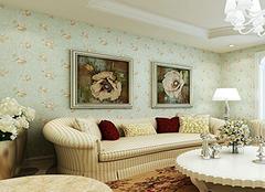 怎么选美式壁纸 各家居区域适合什么样的美式壁纸