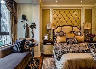 卧室床头铺贴壁纸好还是刷漆好 它们各自的优缺点介绍