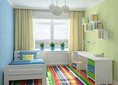 儿童卧室装修效果图 儿童房装修技巧