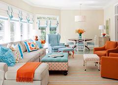 家居装修色彩搭配技巧 装修小白必看宝典