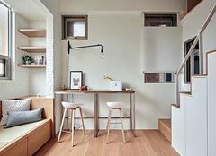 一室一厅小户型装修图 小户型如何装修显大