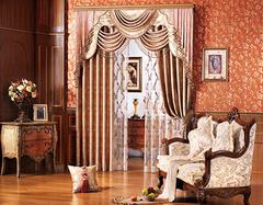 欧式风格如何选窗帘  欧式风格窗帘搭配技巧