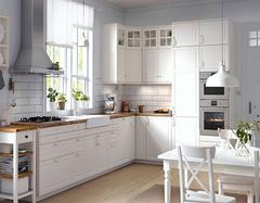 厨房橱柜用什么材料好  八大厨房橱柜材料大比拼
