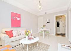 客厅装修效果图 多种风格总有一款适合你