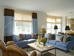 客厅沙发哪种颜色好 常见的沙发颜色推荐