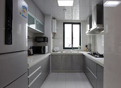 厨房太小怎么装修比较好 四大技巧要掌握