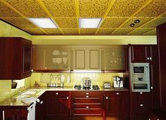 厨房吊顶用什么材料好 哪种材料可以带来更好效果