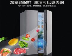 美的双开门冰箱和松下双开门冰箱哪个好  美的和松下冰箱pk赛