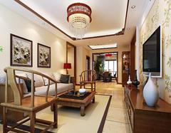 客厅装修设计方案 四个原则不可忽视