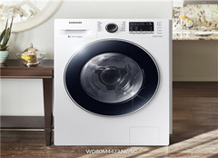 三星智慕双驱洗衣机 速洗新科技提速50%