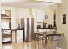 家用冰箱尺寸是多少 单身与三口之家的冰箱适合多大