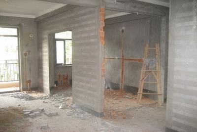 2018房屋二次装修哪些不能改不能拆 如何确定装修墙体拆改
