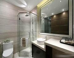 卫生间比较小怎么装修 4平米小卫生间如何变大