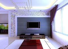 电视墙如何装修 2018电视墙装修效果图大全
