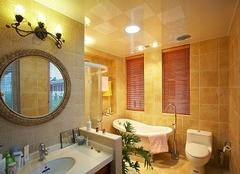 卫生间怎样装修省钱 卫生间这样装修才划算