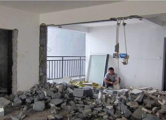 装修怎么看墙能不能拆 千万不可盲目拆改